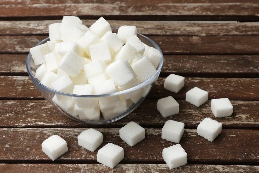 Hoher Zuckerkonsum